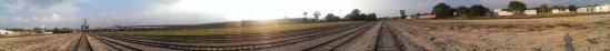 Rail Yard Panorama