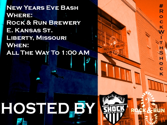 Party time at our new brewery in the Kansas City area.